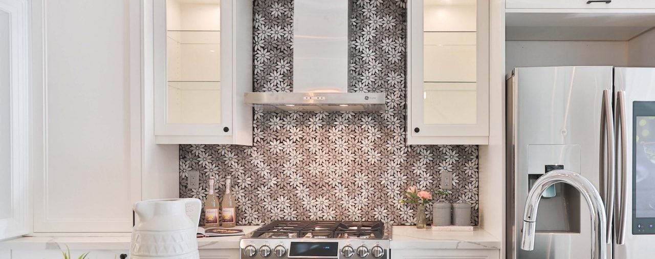 Update Your Kitchen Cabinets with Glass