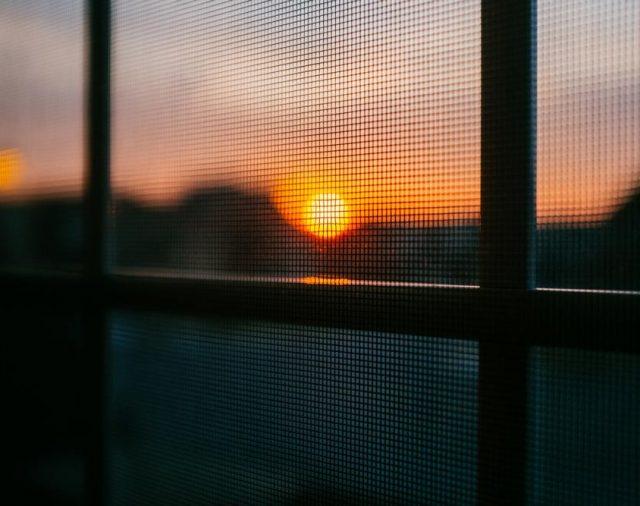 How to Repair Old, Torn Window Screens